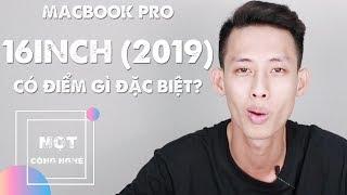 Macbook Pro 16 inch (2019) có gì đặc biệt?   Mọt công nghệ   #67