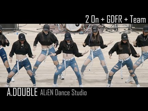A.DOUBLE (ALiEN Dance Studio) 고등부 대상 [Multi-Cams] Choreography by Euanflow | Filmed by lEtudel