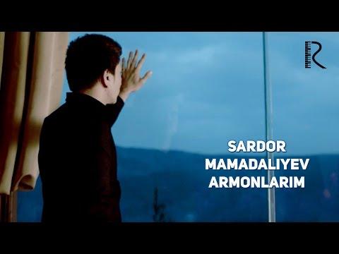 Sardor Mamadaliyev -