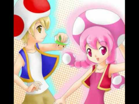 Tribute To The Cute Couple Toad And Toadette!