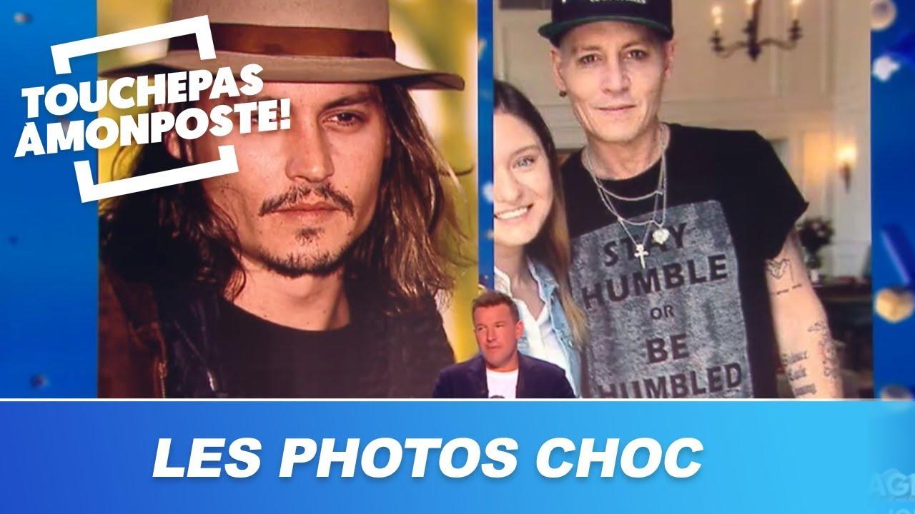 Photos choc de Johnny Depp : les chroniqueurs réagissent !