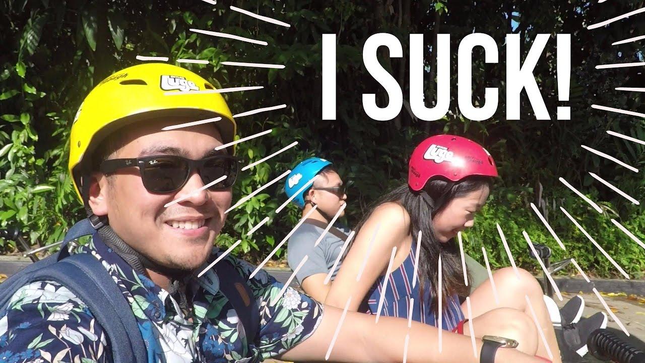 Singapore Adrenaline Rush Sentosa Luge And Sky Ride Youtube Ampamp Skyline 2x