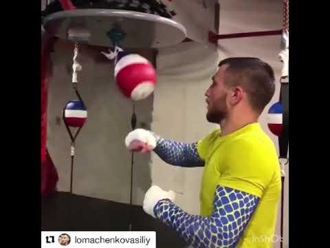 BEAST! Vasyl Lomachenko Got Skills Check Out Workout - esnews boxing