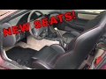 Worst 3000GT VR4 Gets New Seats!