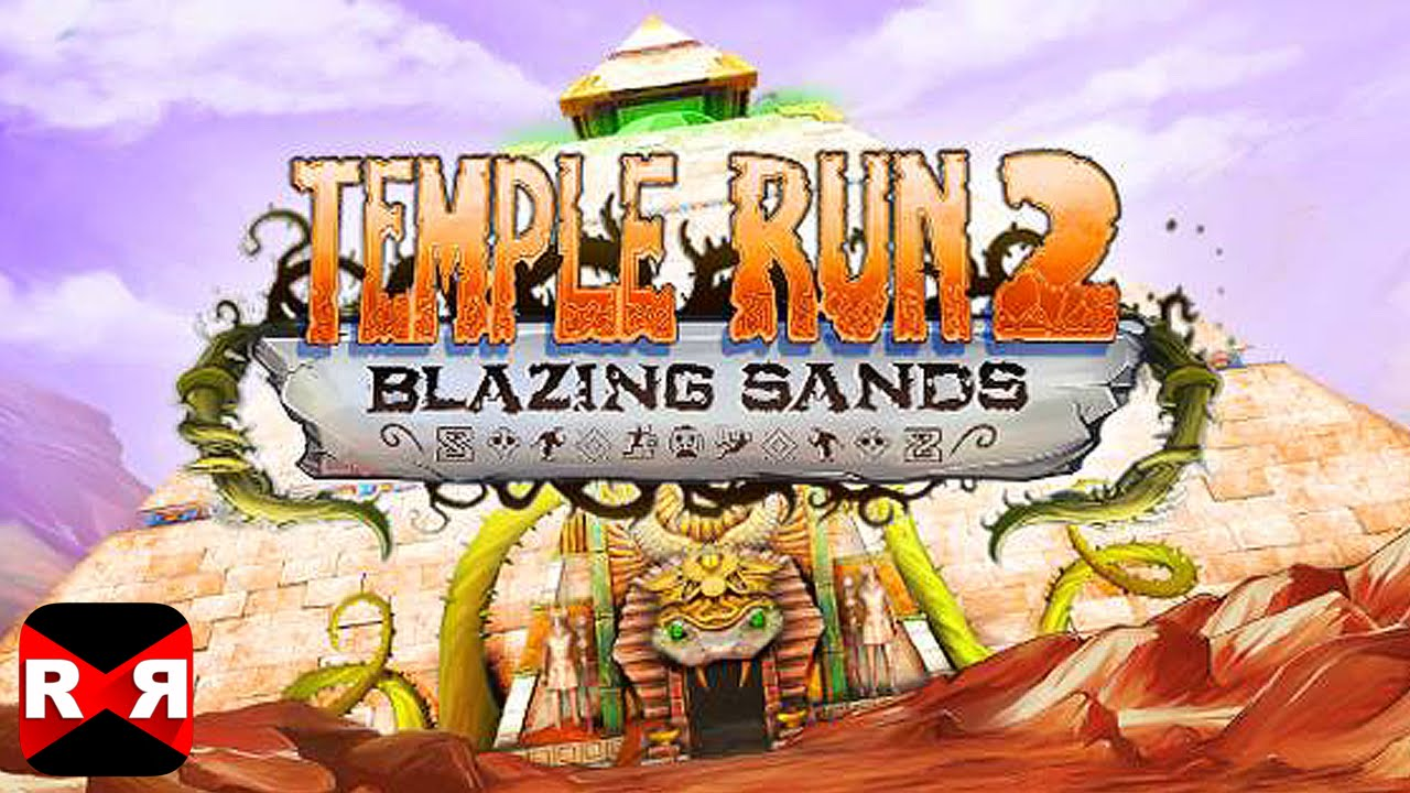 Temple Run 2 - Blazing Sands Update for iPhone - iPad (iOS)