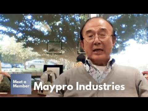 Meet Maypro Industries