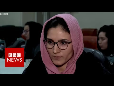 Afghan peace talks: What do Afghan women think?- BBC News
