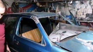 VW Golf 3 В Хлам. Как выравнять рамку двери. Часть №2(Ремонт Wolksvagen Гольф 3 своими руками в Гаражных условиях. Без использования различного оборудования. В этом..., 2015-12-16T14:40:52.000Z)