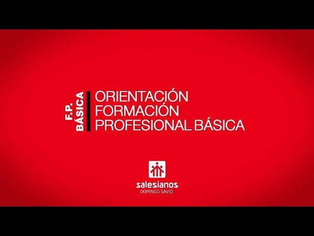 Vídeo Orientación FPB