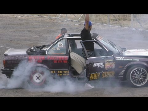 Car Spin Bash Kwazulu Natal 2015 (must see)