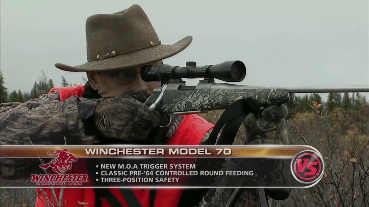 Winchester Legends S2E9 British Columbia Moose - YouTube 084f94c183b5