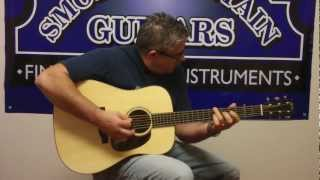Kenny Smith plays Sally Goodin on a Collings D1A