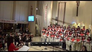 Vòng Quanh Xứ Đạo - Đêm Thánh Ca Giáng Sinh Phần I - Cộng Đoàn Thánh Giuse - West Covina, CA