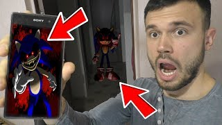 DO NOT CALL SONIC.EXE AT 3AM!! HE CAME TO MY HOUSE!!! *GONE WRONG*
