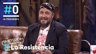 LA RESISTENCIA - Castella habla a los nichos  | #LaResistencia 02.10.2018
