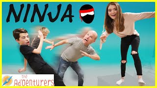 Ninja Game I That YouTub3 Family The Adventurers