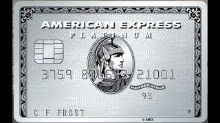 American Express Giving Platinum Cards Away Like Candy