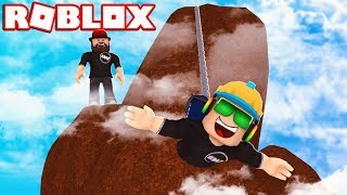 BUNGEE JUMPING in ROBLOX / BLOX4FUN FAMILY ROLEPLAY