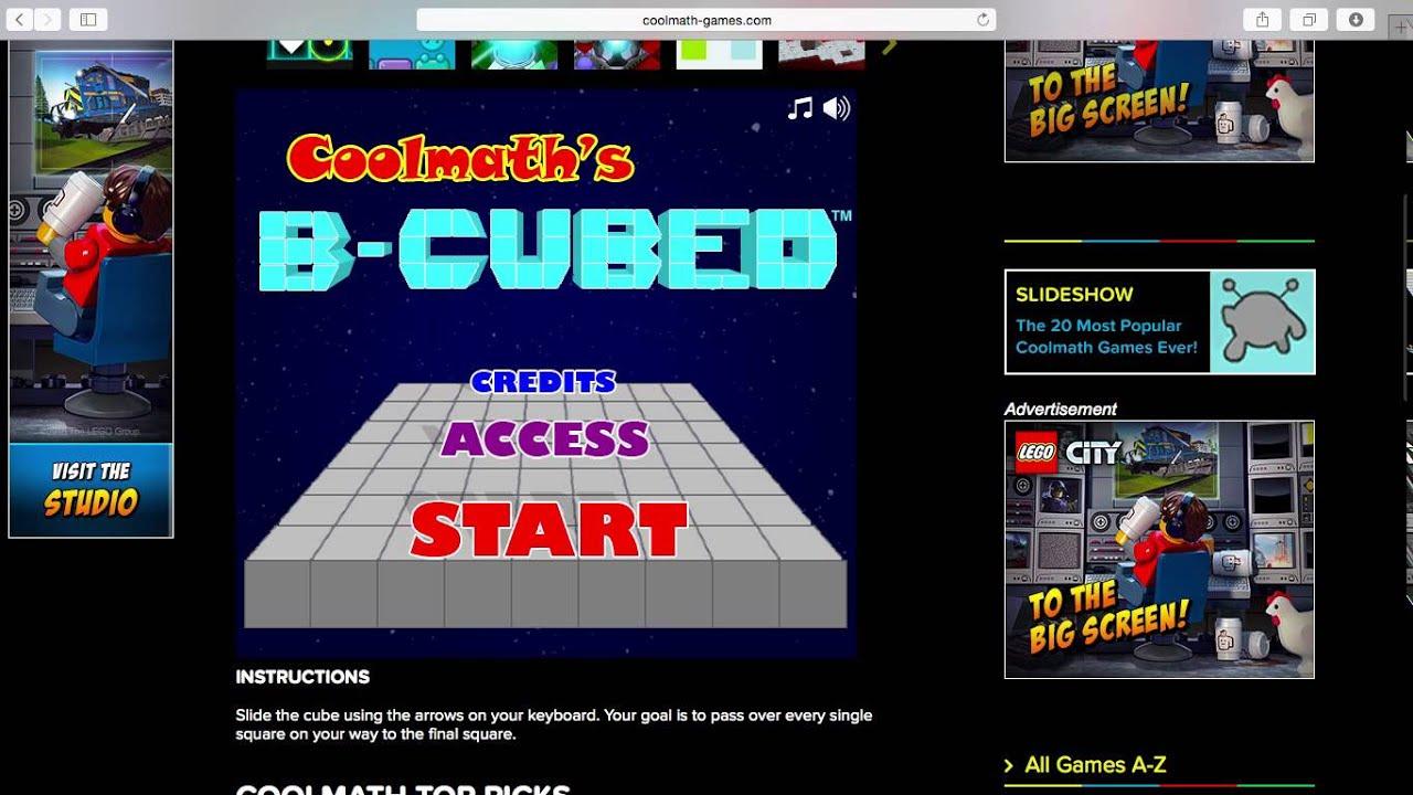 Top Ten CoolMath.Com Games - YouTube