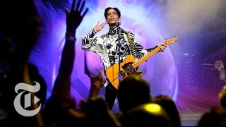 Prince's Archive Is Open 4 U | The New York Times