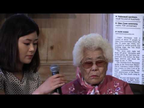 """Comfort Women"": Truth, Acknowledgement and Healing, Part III"