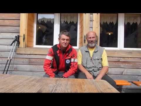Discovery Dolomites: Mountain huts /Refugios handbook