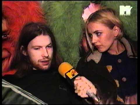 Aphex Twin - 1996 MTV Interview