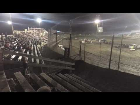 092416 Macon Speedway Hornet World Championship Heat 2