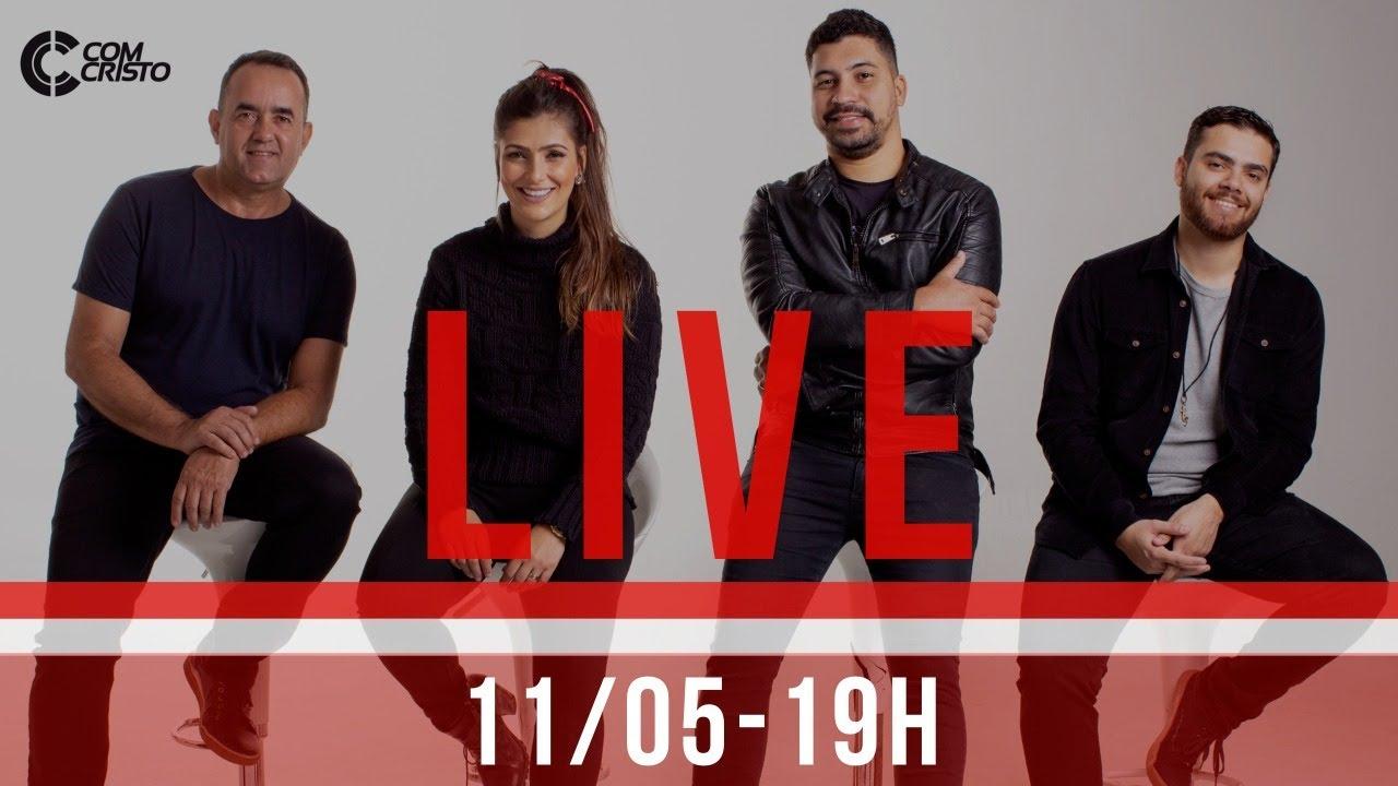 Live | Com Cristo