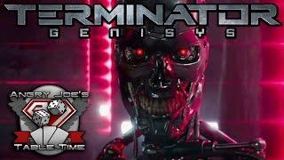 Terminator Genisys Miniatures Game [AJ's Tabletime!]