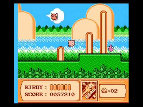 Kirby's Adventure Review