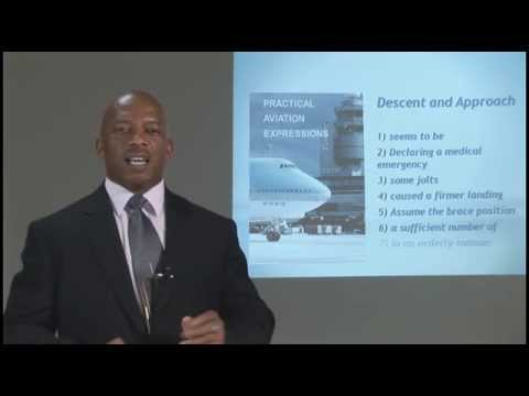 620 Practical Aviation Expressions Chapter1 Part6 Lesson2  Iman Jones