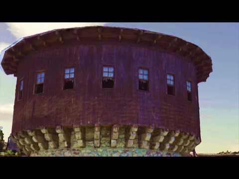 Petrela Castle 3D model, drone-based surveying & inspection.