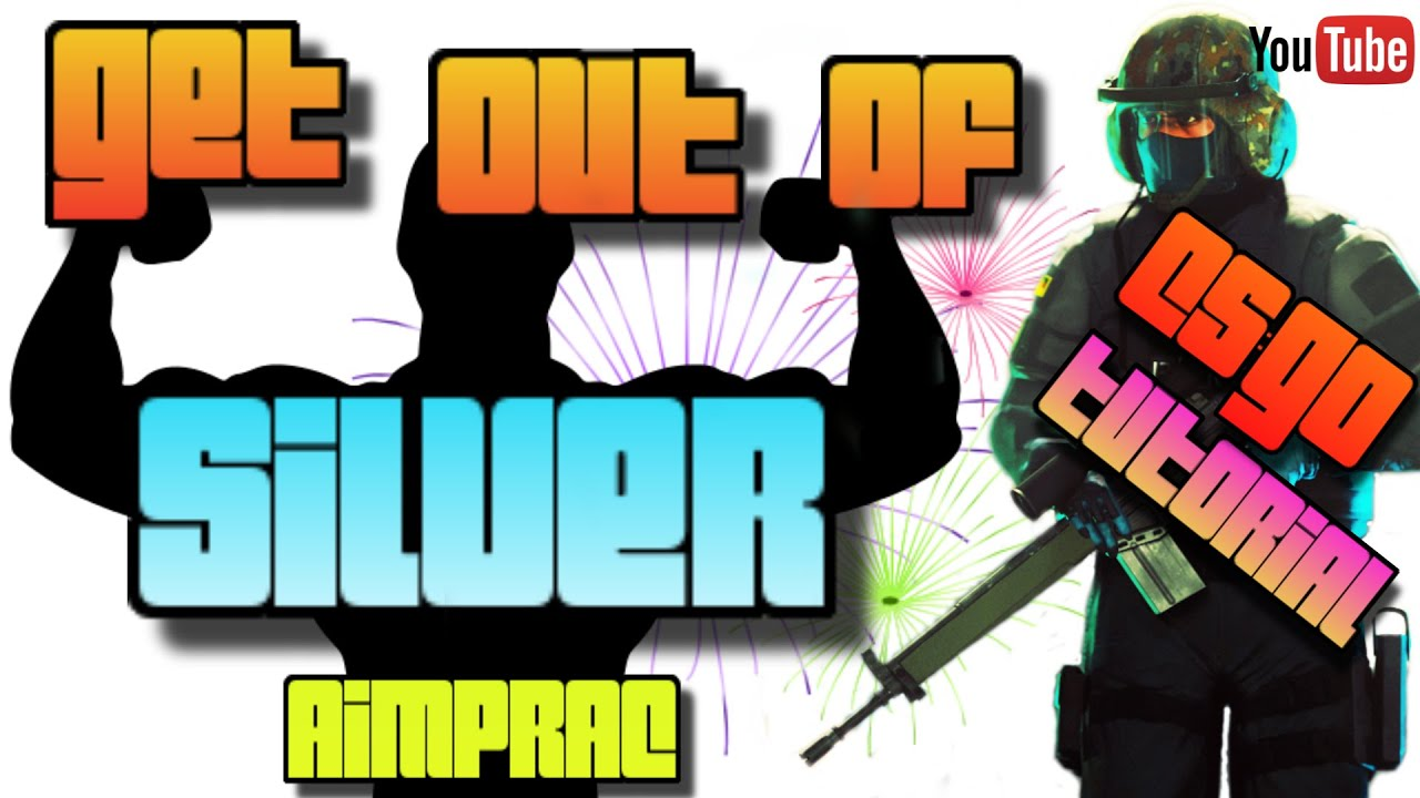 CS GO TUTORIAL |★aim out of silver★| Improve In Counter-Strike