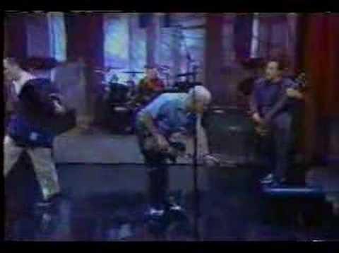 311 Down Live Letterman