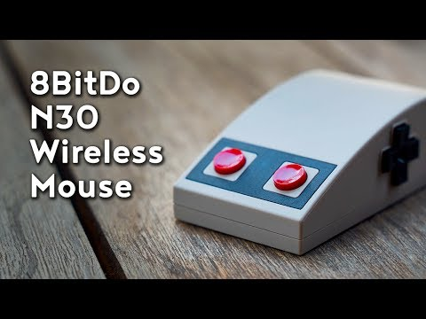8BitDo (and Switch & Lever) N30 Wireless Mouse