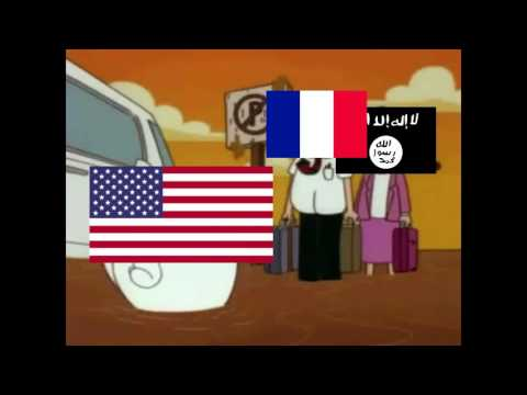 United States Foreign Policy in a Nutshell
