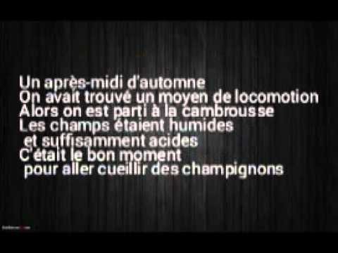 Billy The Kick - Mangez moi (paroles)