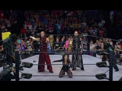 The Hardys Prepare The Final War for Decay