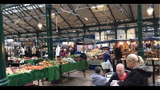 A Visit to St. George's Market, Belfast