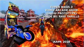 Super Bikes 3 [Raw Thrills; IAAPA 2018]