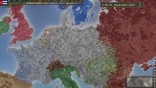 The Best Timelapse I've Ever Done (Hearts of Iron 3)