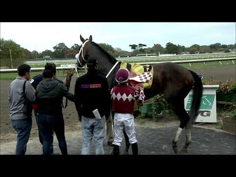video thumbnail for MONMOUTH PARK 10-13-19 RACE 9