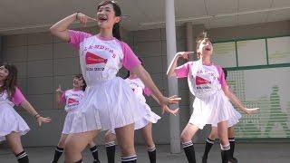 立命館大学チアダンスサークル BLENDERS    CANDY SMILE(e-girls )