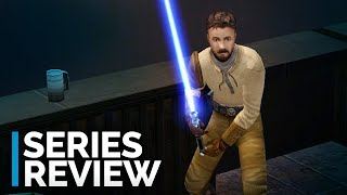 Jedi Knight PC Game Series Review | Dark Forces, Jedi Knight, Jedi Outcast & Jedi Academy Reviewed