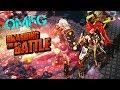 BEAUTIFUL HACK & SLASH GAME ON MOBILE. SMASHING THE BATTLE GAMEPLAY.