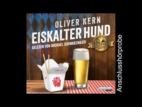 Eiskalter Hund (Fellinger 1) YouTube Hörbuch Trailer auf Deutsch
