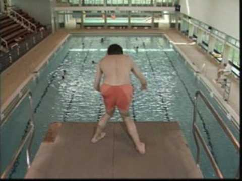 Mr. Bean The Swimming Pool