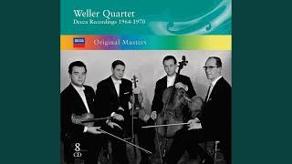 Haydn: String Quartet in D, HIII No.42, Op.33 No.6 - 3. Scherzo: Allegretto