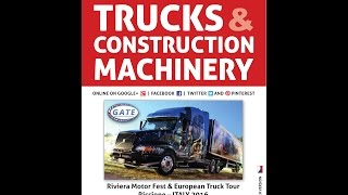 TRUCKS & CONSTRUCTION MACHINERY   September 2016 (ČESKÝ TRUCKER)